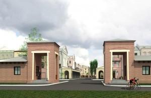 Таунхаус-поселок Ивакино-Покровское